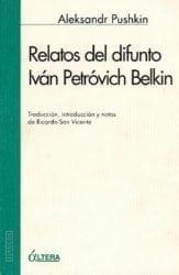 Relatos del difunto Iván Petróvich Belkin